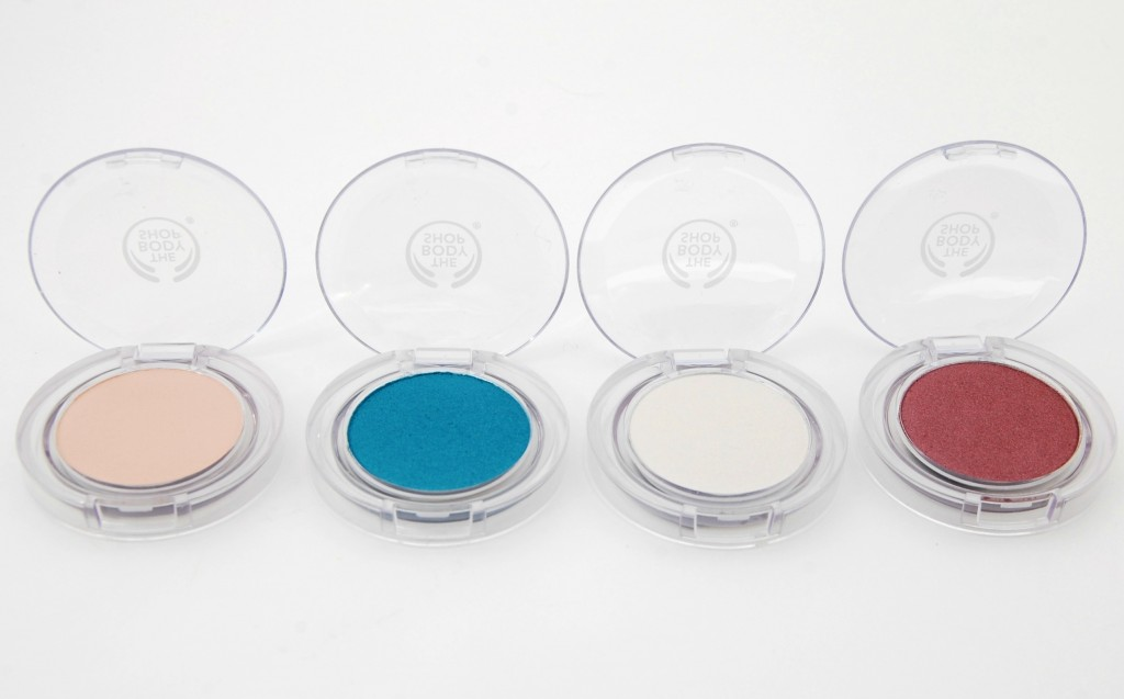The Body Shop Colour Crush Eyeshadows  (2)