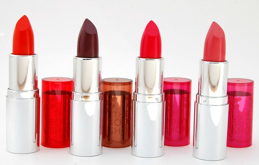 The Body Shop Colour Crush Lipstick  (2)