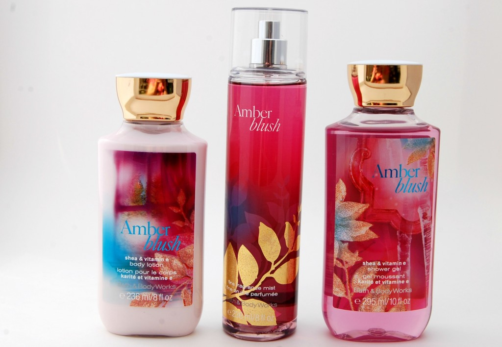 Bath & Body Works Amber (1)