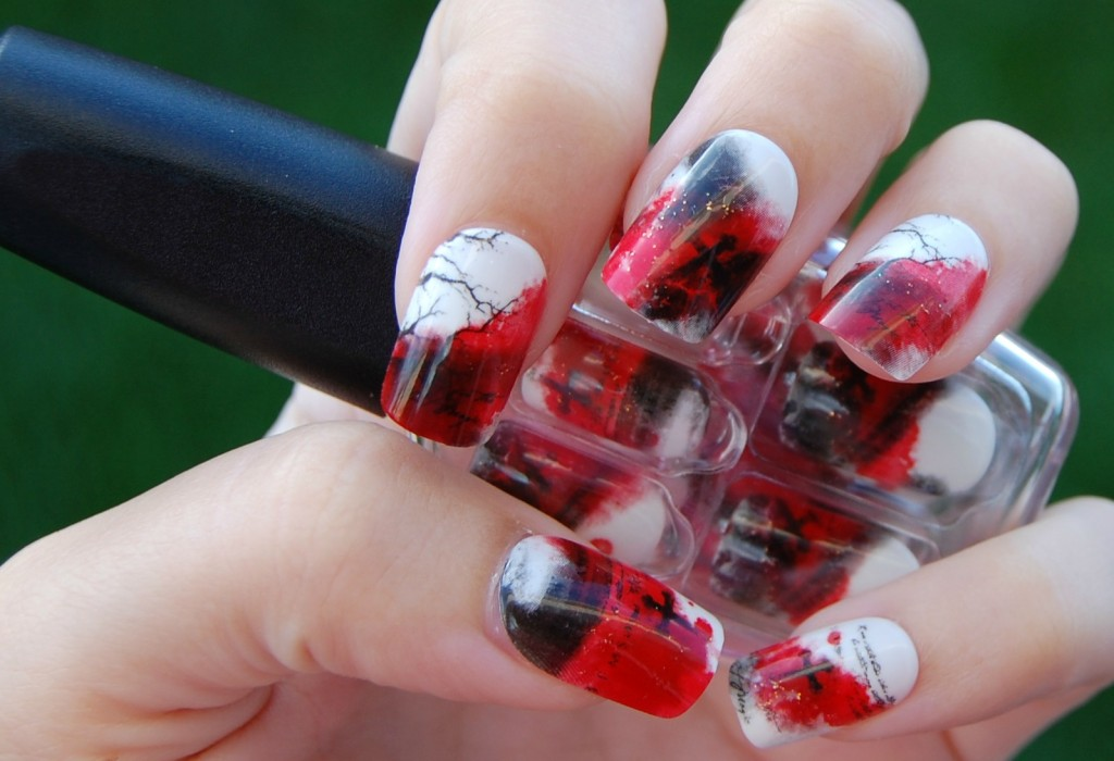 Broadway Nails Halloween imPRESS Press-On Manicures Boomstick (1)