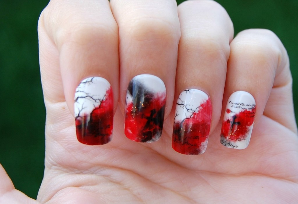 Broadway Nails Halloween imPRESS Press-On Manicures Boomstick (3)