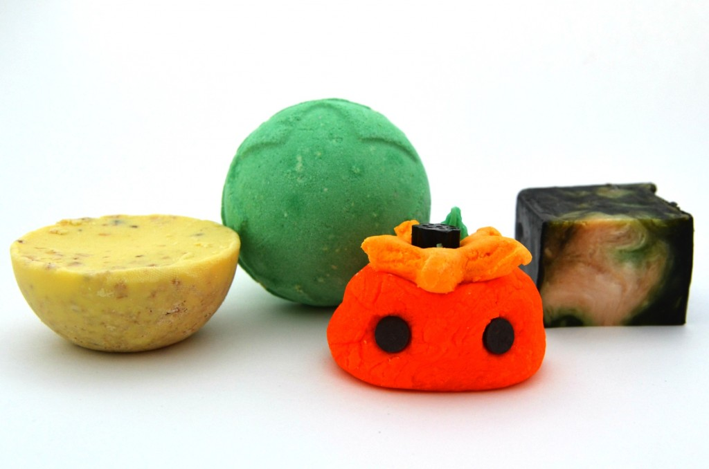 LUSH Halloween Collection