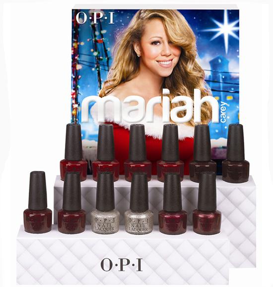 OPI Mariah Carey Holiday 2013 Collection