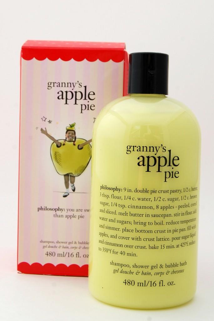 Philosophy's Granny's Apple Pie  (2)