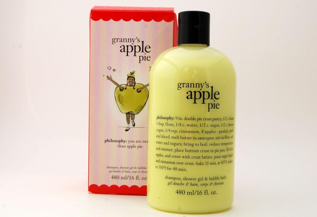 Philosophy's Granny's Apple Pie  (3)