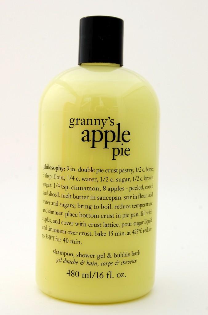 Philosophy's Granny's Apple Pie  (4)