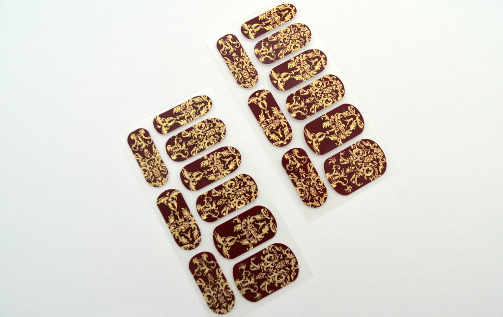 Revlon by Marchesa Nail Art 3D Jewel  (2)
