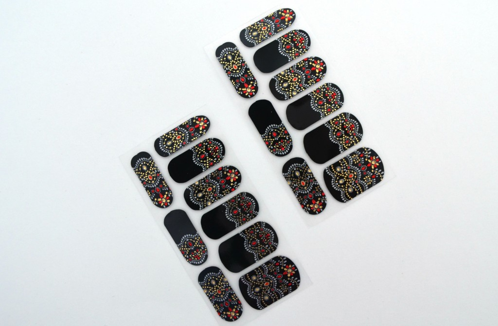 Revlon by Marchesa Nail Art 3D Jewel  (3)