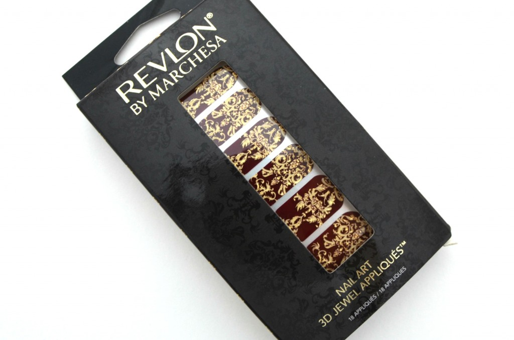 Revlon by Marchesa Nail Art 3D Jewel Appliqués  (2)
