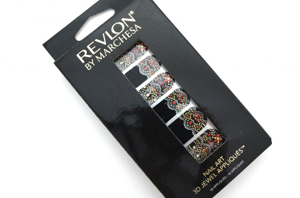 Revlon by Marchesa Nail Art 3D Jewel Appliqués  (3)