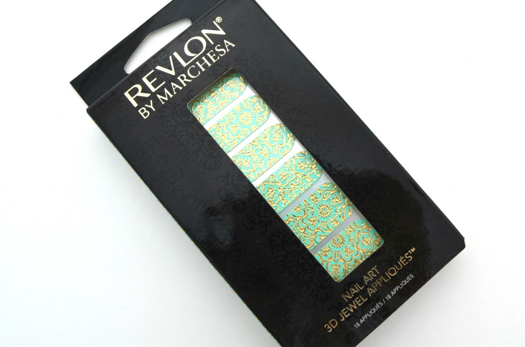 Revlon by Marchesa Nail Art 3D Jewel Appliqués  (4)
