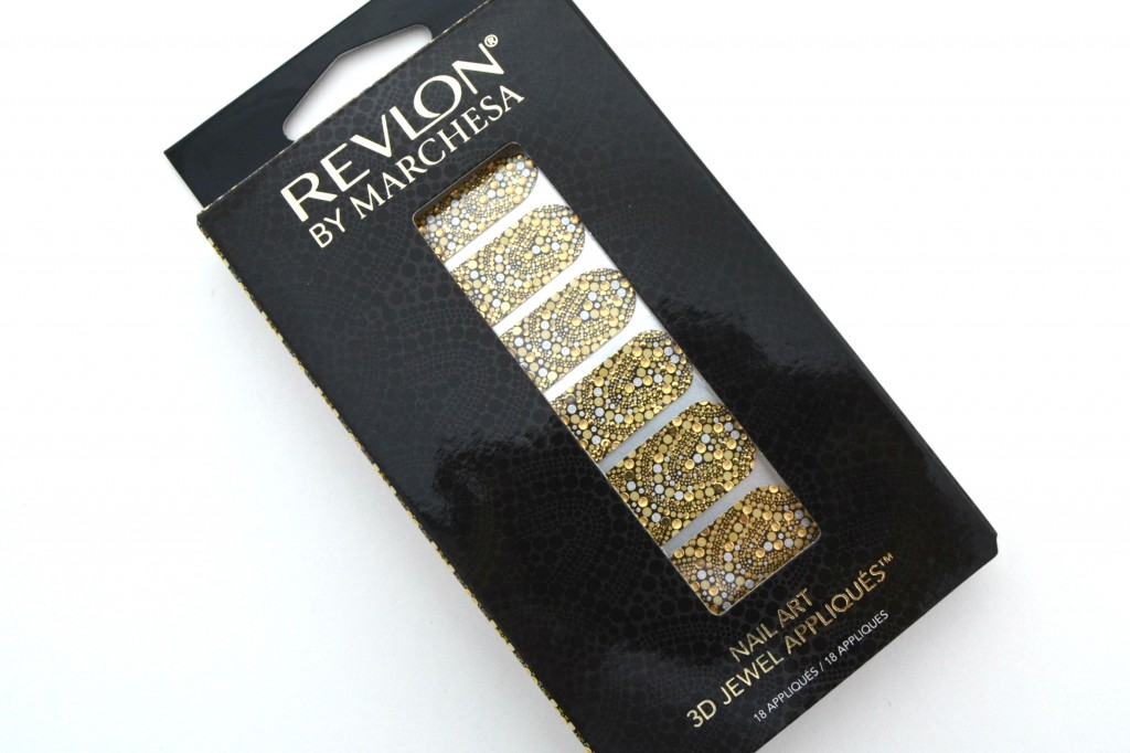 Revlon by Marchesa Nail Art 3D Jewel Appliqués  (5)