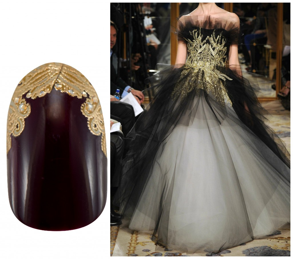 Revlon by Marchesa Nail Art 3D Jewel Appliqués in 'Crown Jewels'