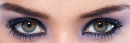 smokey eye_navy