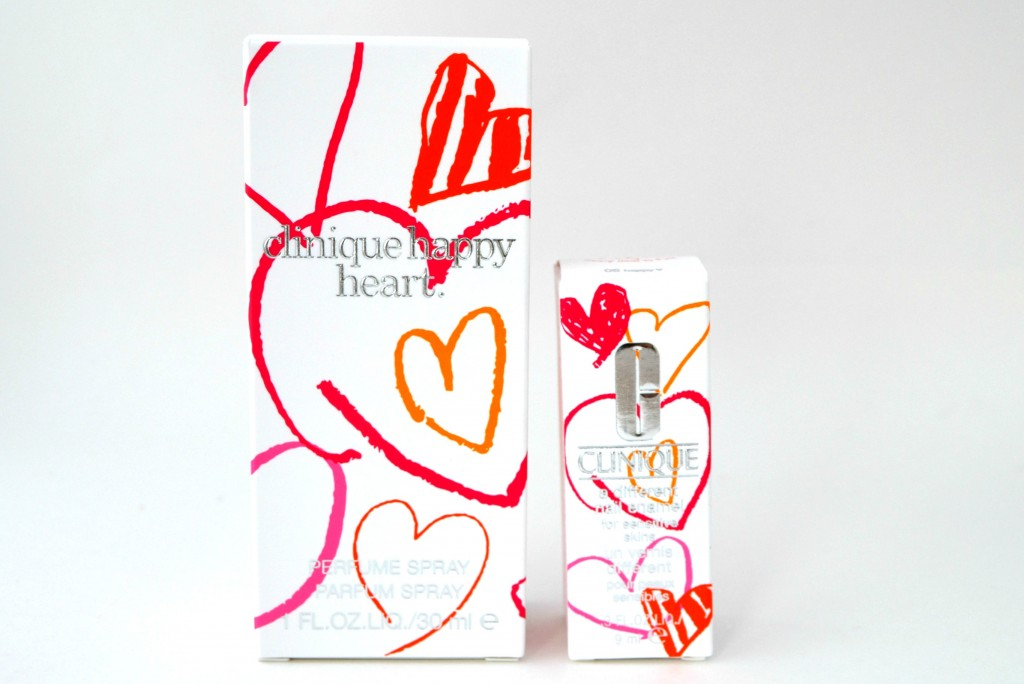Clinique Gifts that Give Back Limited Edition Happy Heart