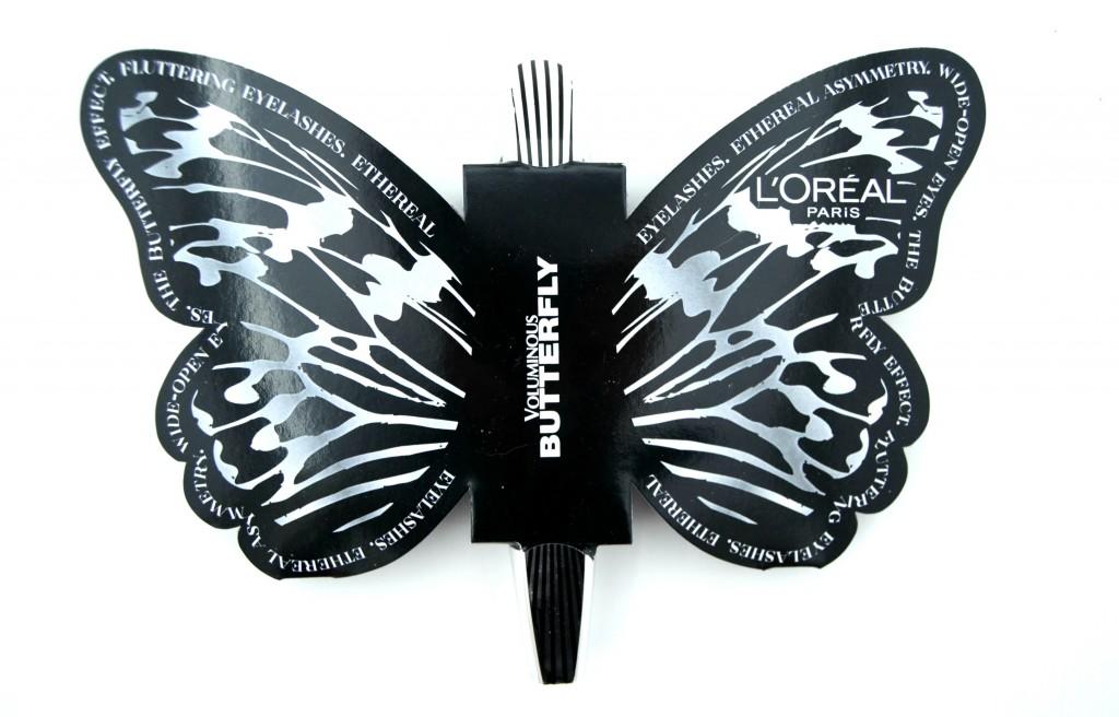 L'Oreal Paris Voluminous Butterfly Mascara  (1)