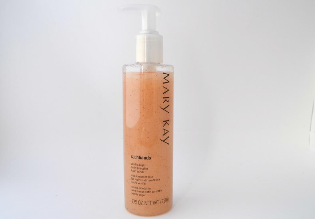 Mary Kay's Vanilla Sugar Satin Hands Pampering Set  (1)
