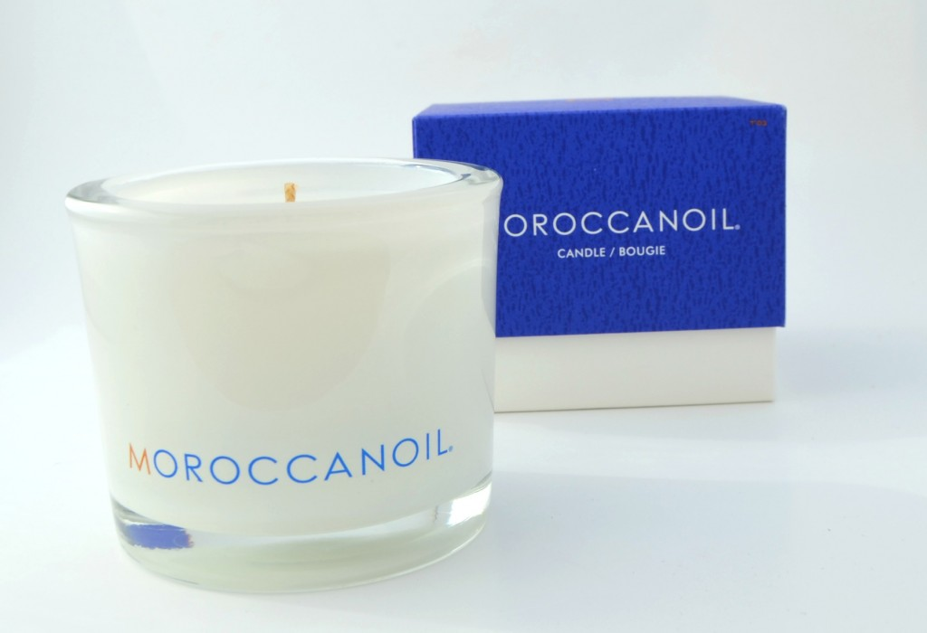 Moroccanoil candle  (2)