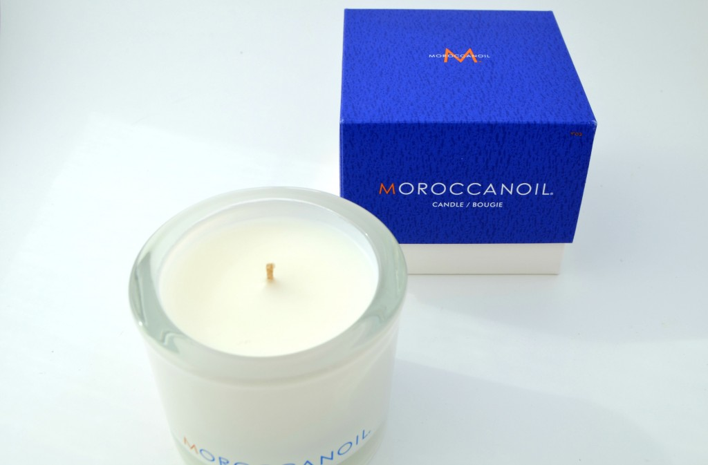 Moroccanoil candle  (3)