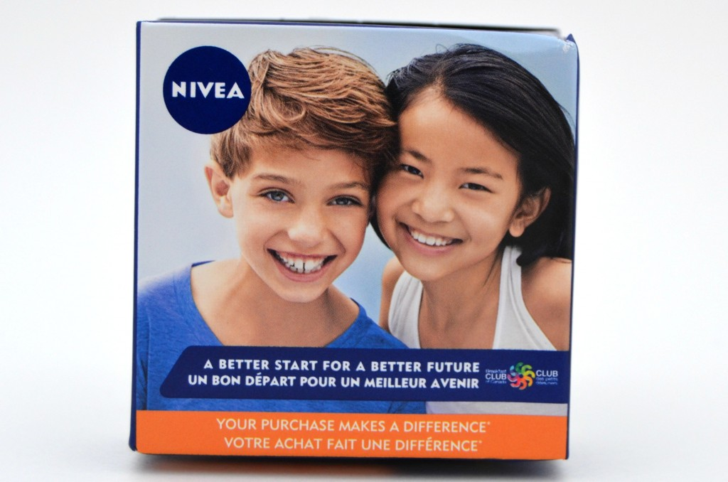 NIVEA Breakfast Club of Canada promo pack  (1)