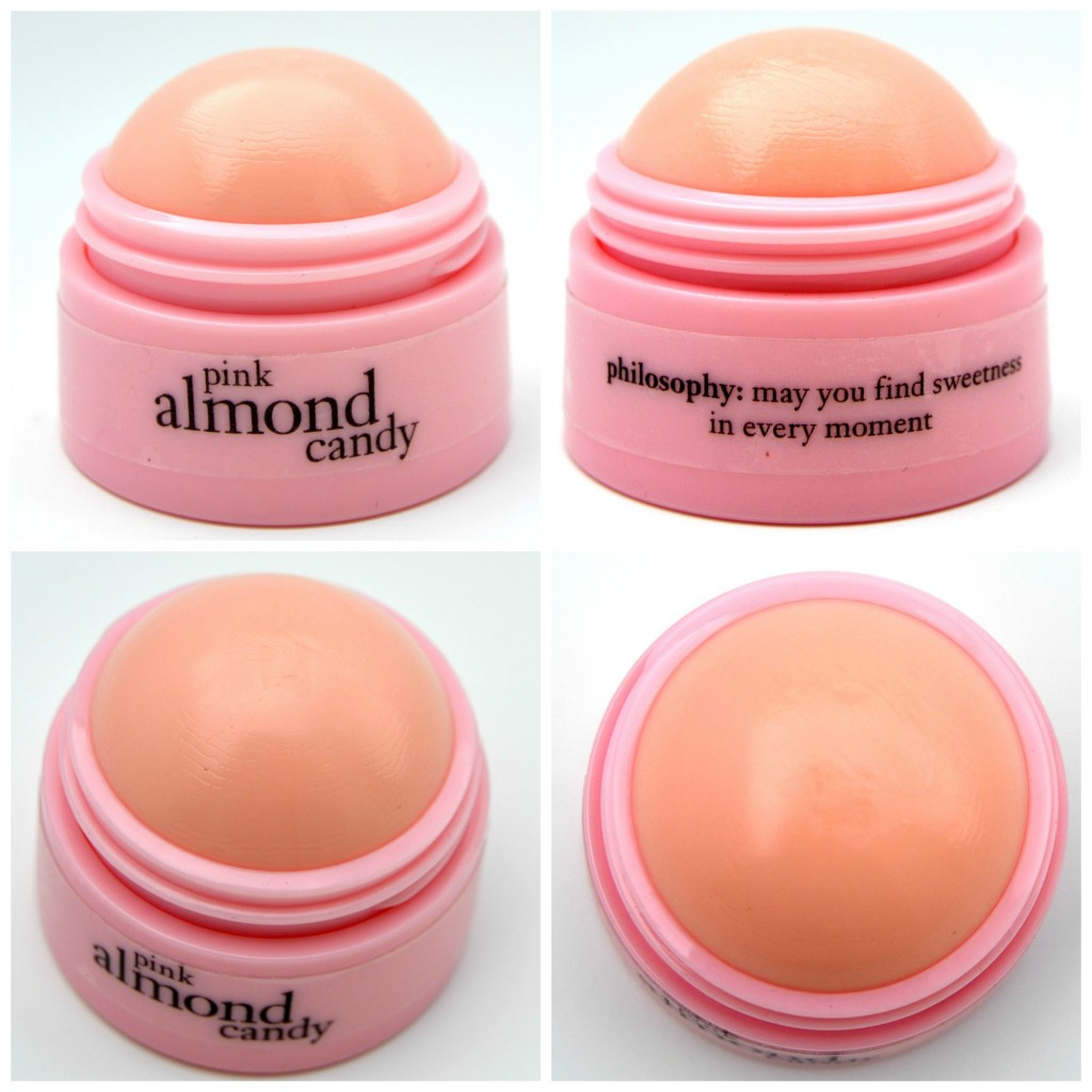 Philosophy Pink Almond Candy Lip Balm