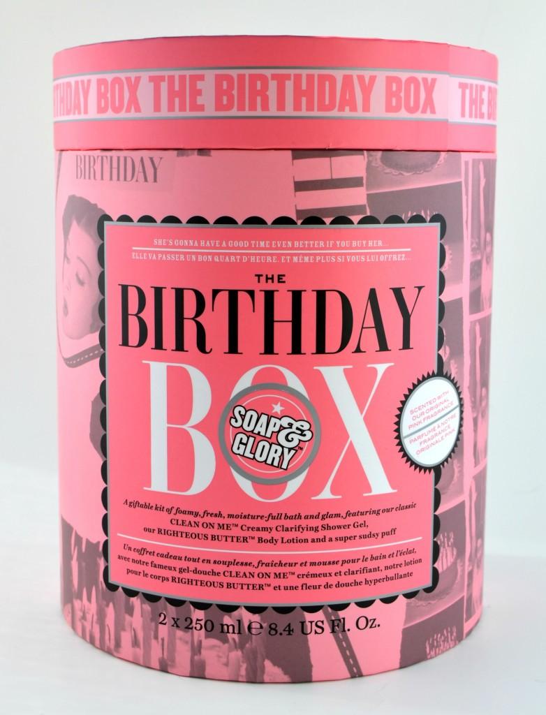 Soap & Glory Birthday Box (1)