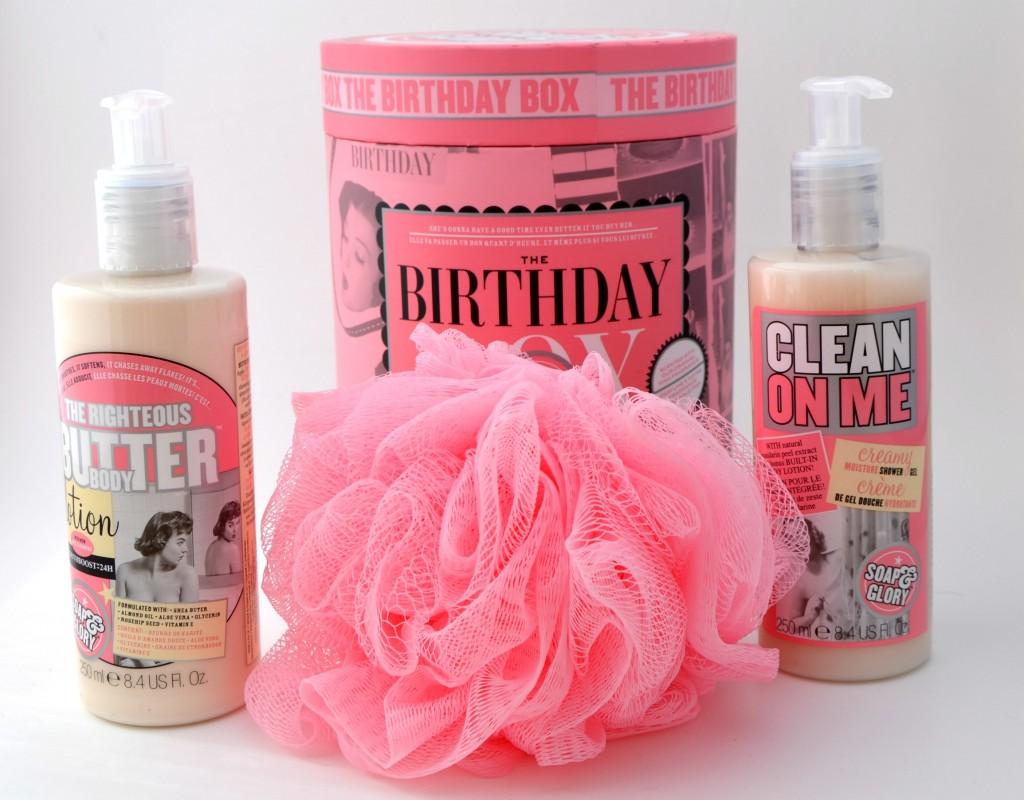 Soap & Glory Birthday Box (3)