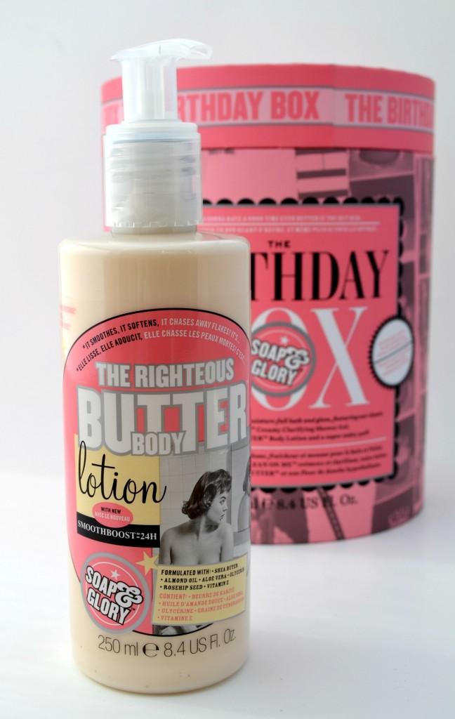Soap & Glory Birthday Box (5)