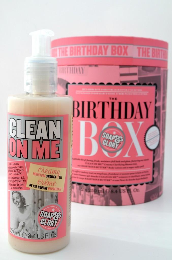 Soap & Glory Birthday Box (6)