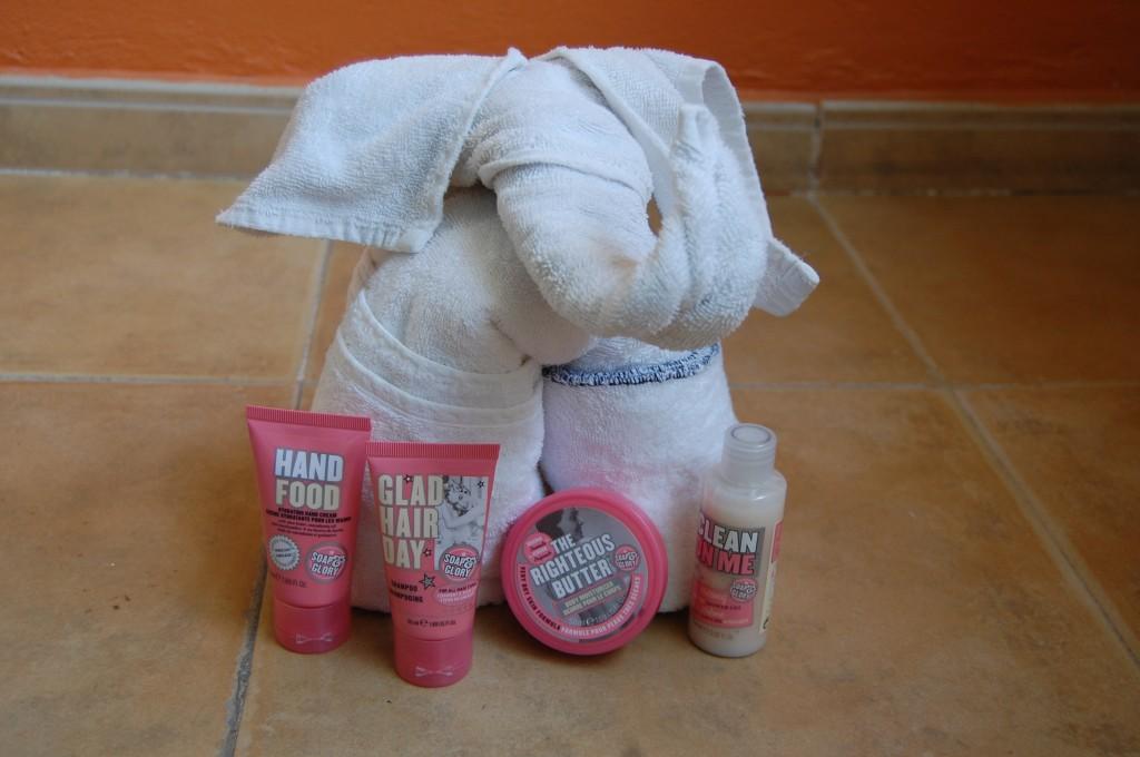Soap & Glory Birthday Box (8)