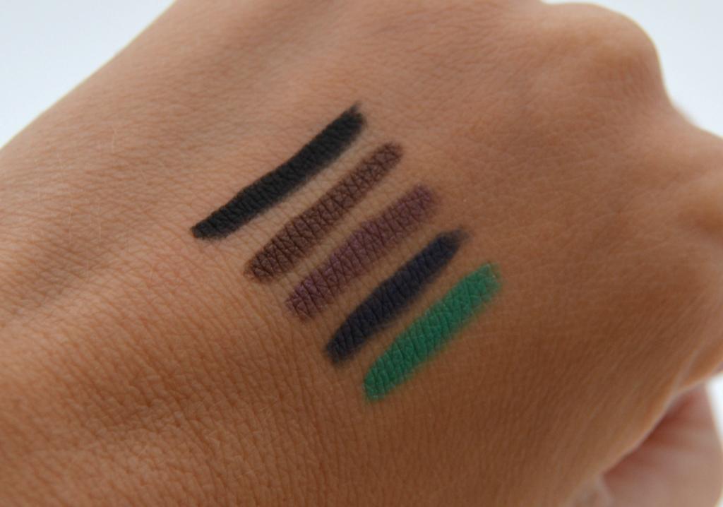 Stila Color Outside the Lines Smudge Stick Eyeliner Set (1)