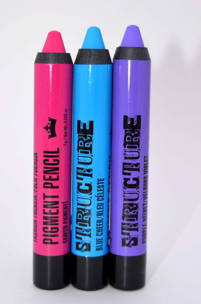 Structure Pigment Pencils (2)
