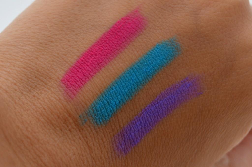 Structure Pigment Pencils (4)