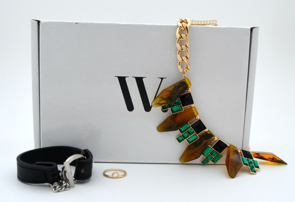 Wantable Accessory Box for October