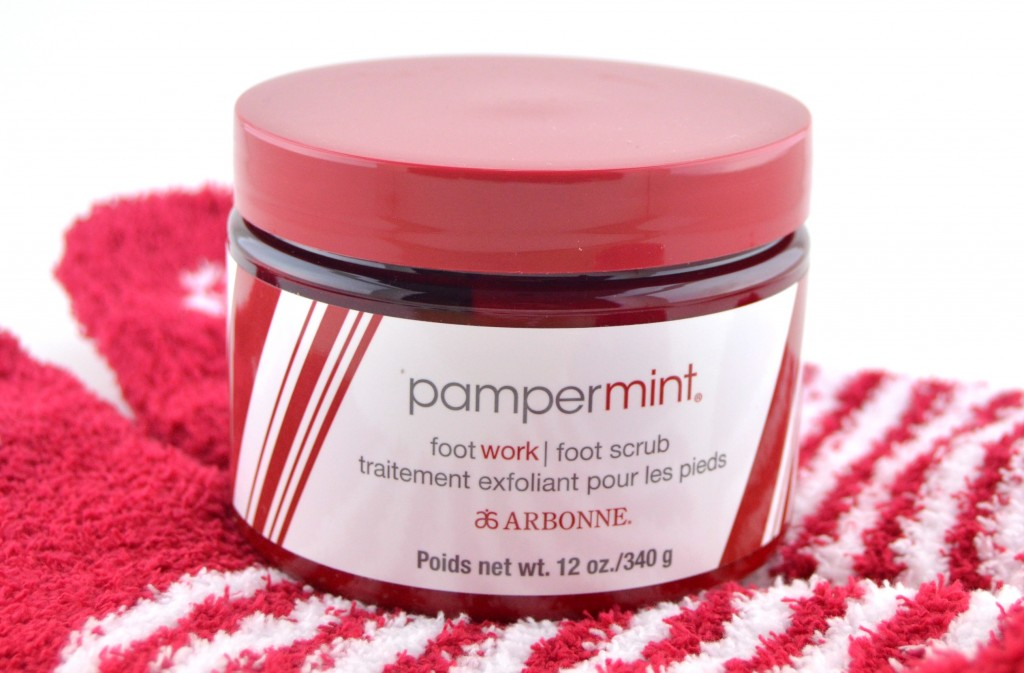 Arbonne Pampermint Foot Care Gift Set  (3)