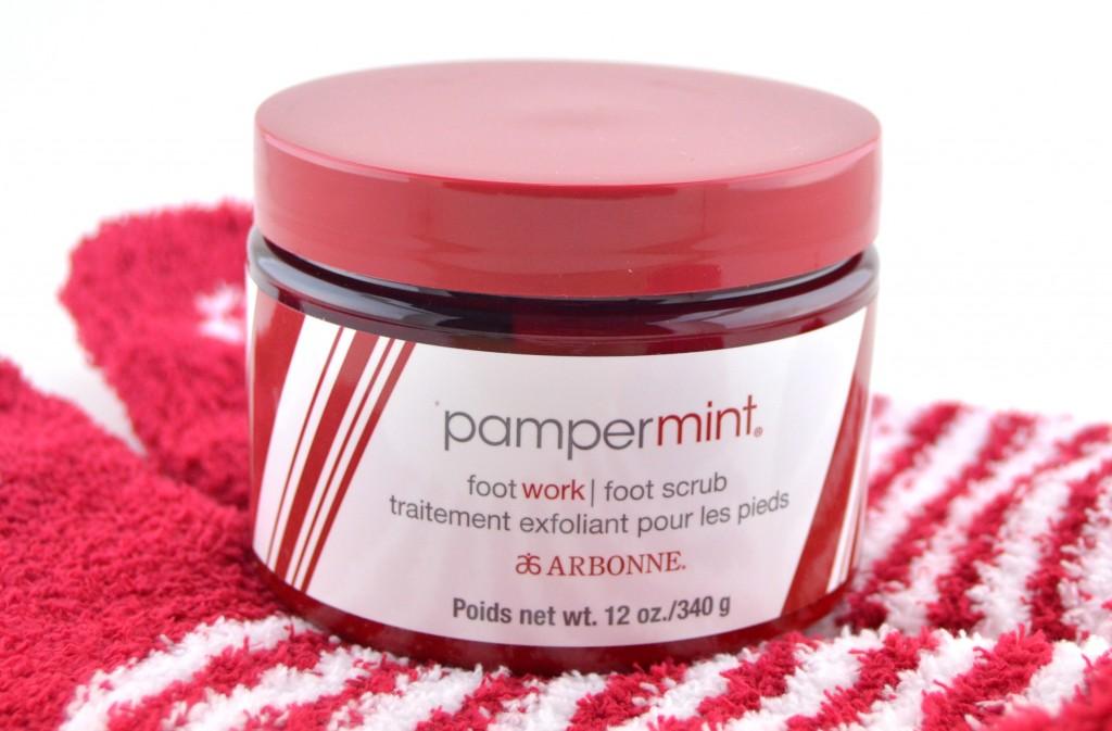Arbonne Pampermint Foot Care Gift Set  (3)