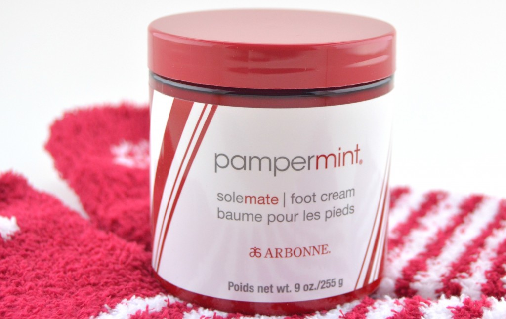 Arbonne Pampermint Foot Care Gift Set  (5)