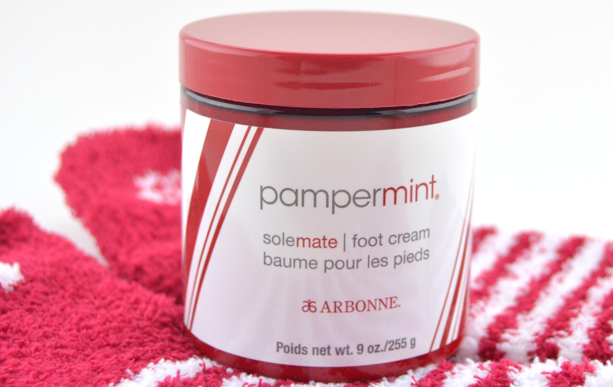 Arbonne Pampermint Foot Care Gift Set