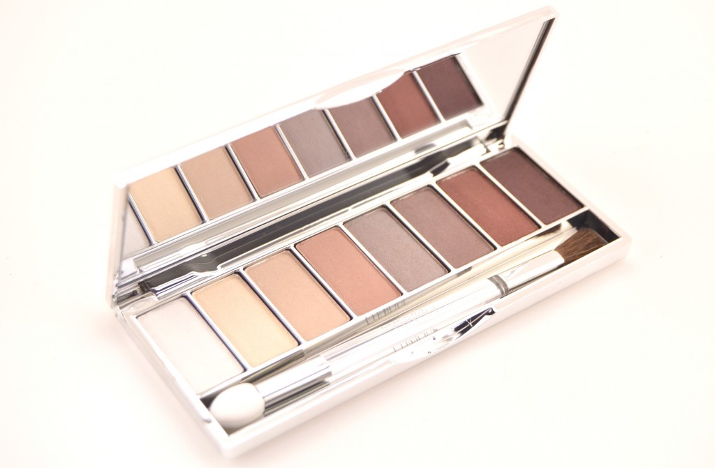 Clinique Limited Edition All About Shadow Neutral Territory 8 Shade Palette  (1)