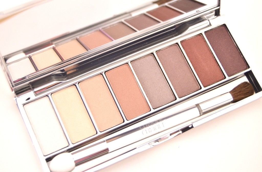 Clinique Limited Edition All About Shadow Neutral Territory 8 Shade Palette  (2)