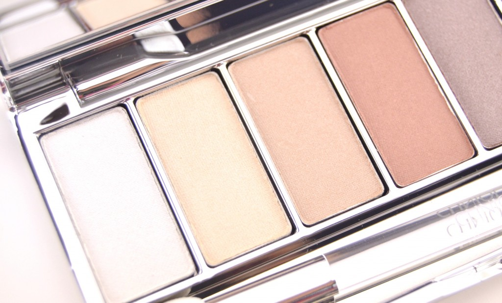 Clinique Limited Edition All About Shadow Neutral Territory 8 Shade Palette  (3)