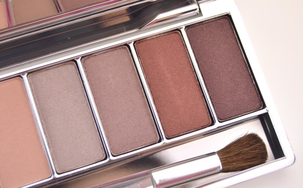 Clinique Limited Edition All About Shadow Neutral Territory 8 Shade Palette  (4)