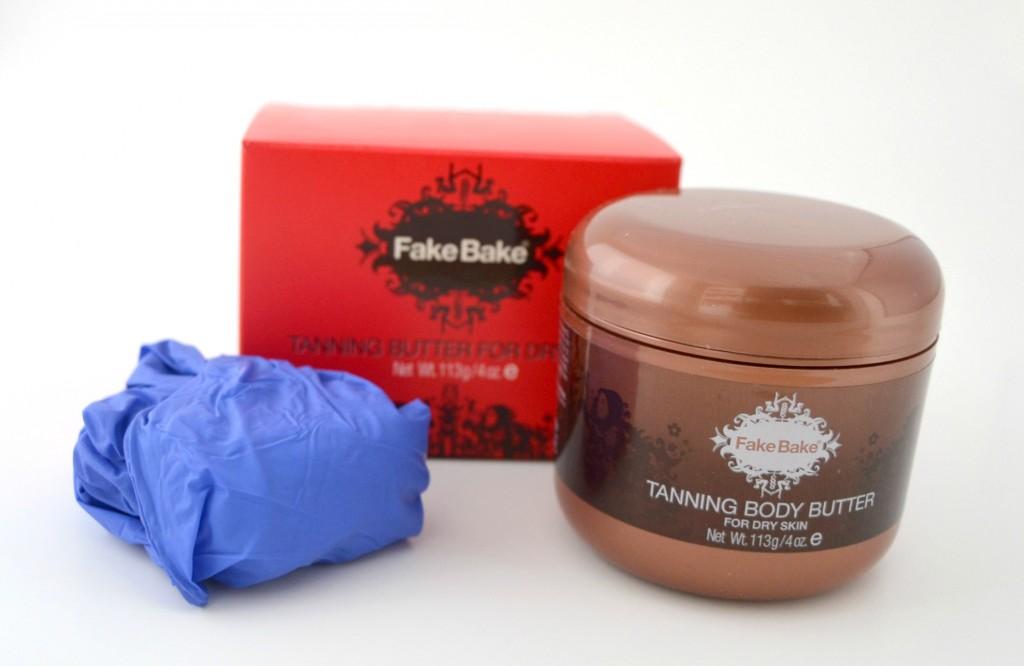 Fake Bake Tanning Body Butter