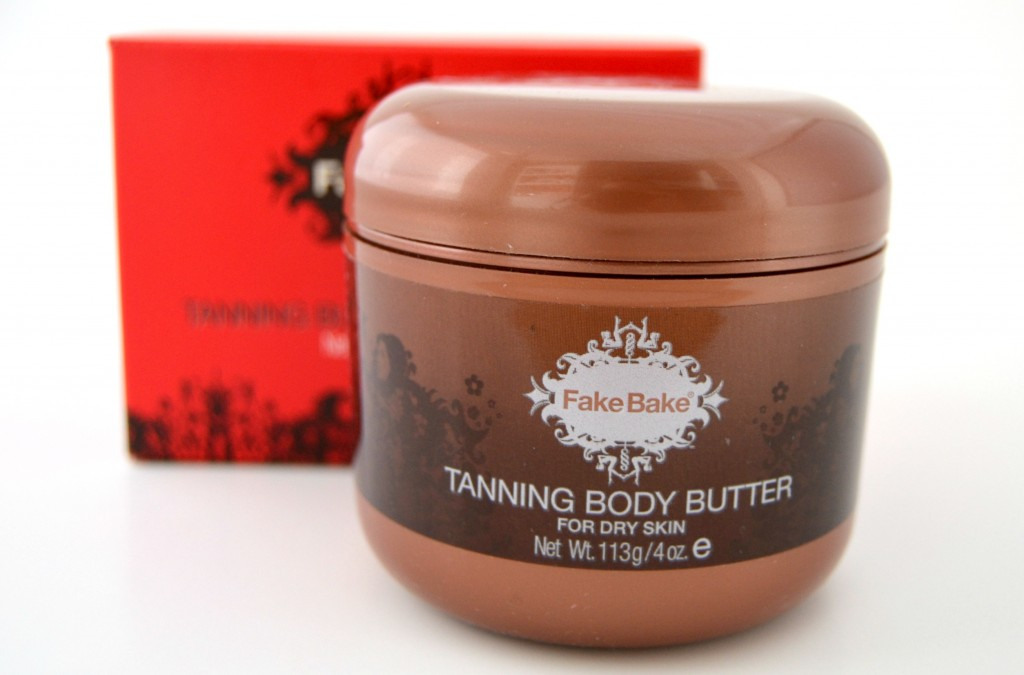 Fake Bake Tanning Body Butter (2)