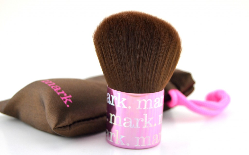 Mark. Angled Kabuki Face Brush  (2)