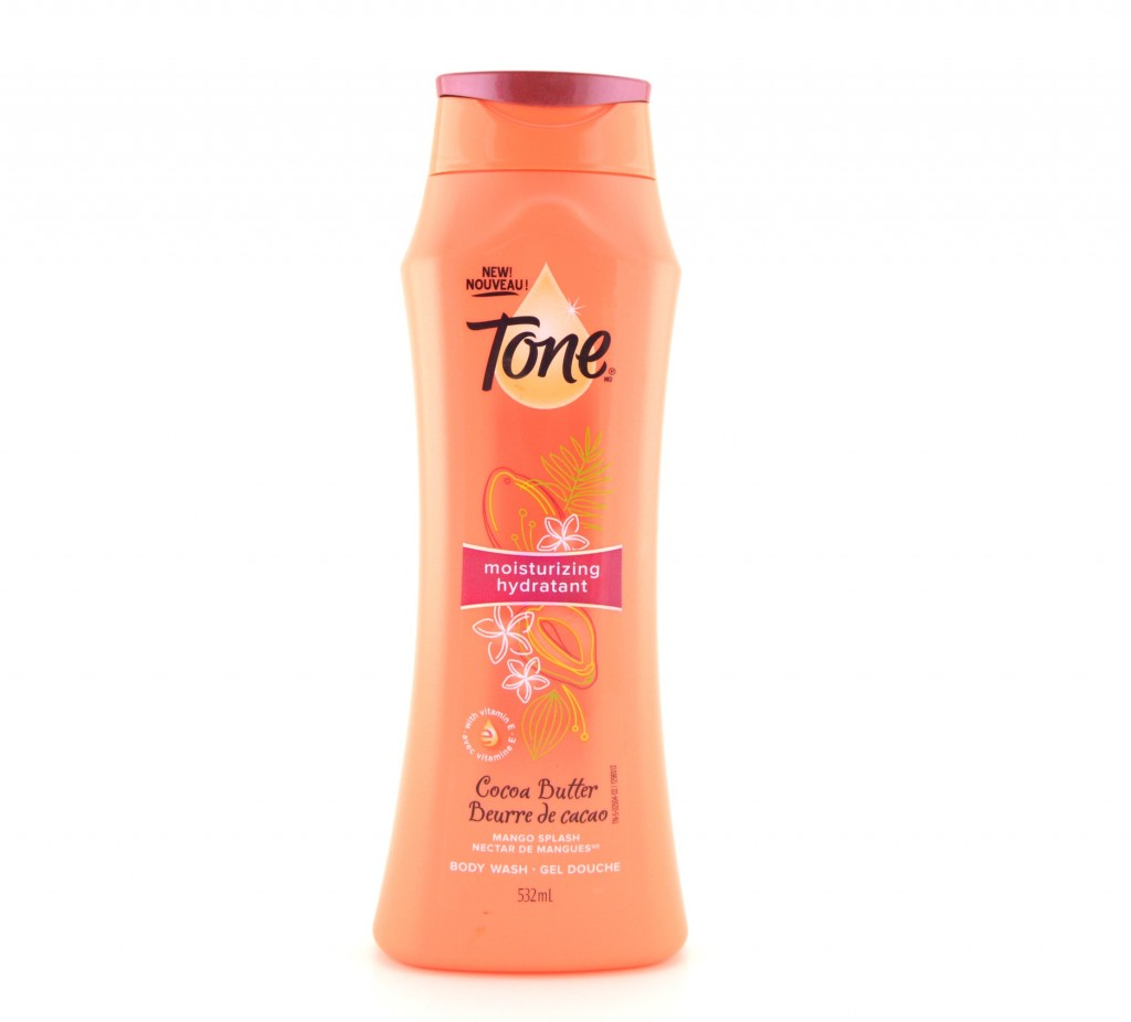 Tone Moisturizing Cocoa Butter Body Wash with Mango Splash