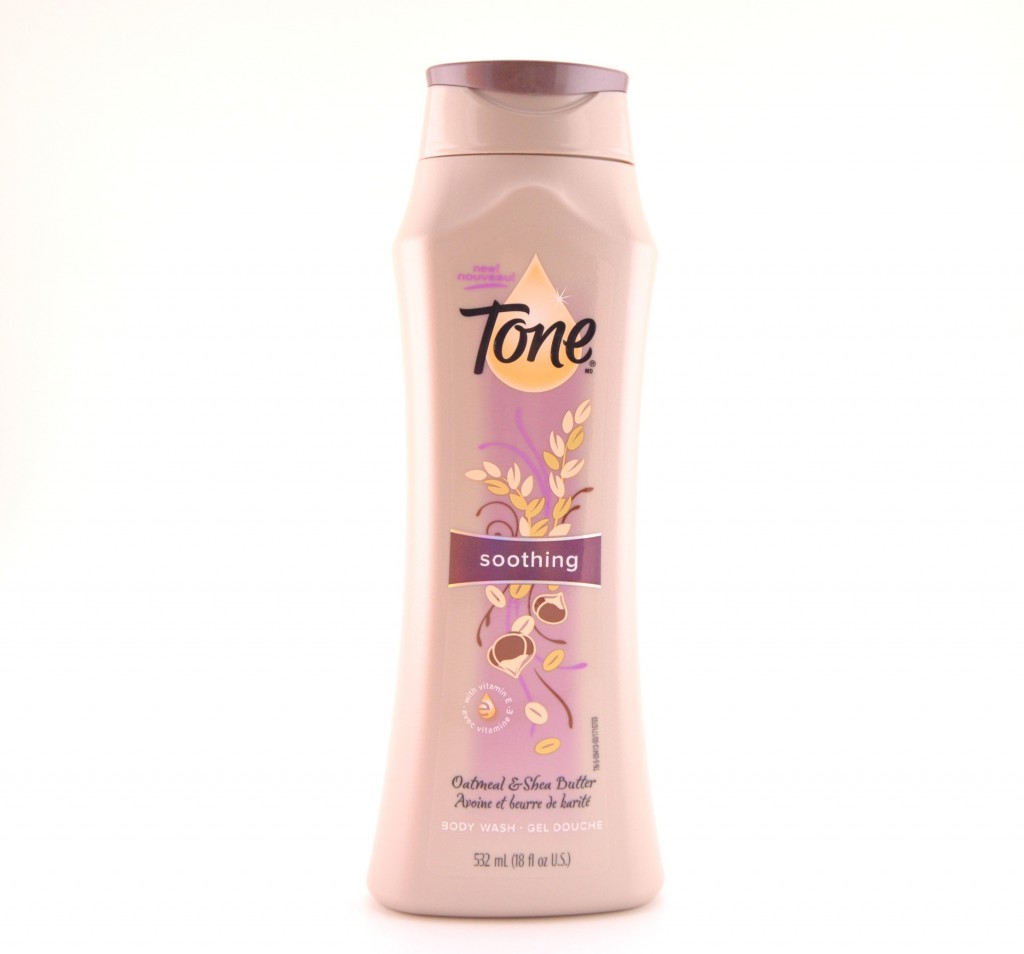 Tone Soothing Body Wash with Oatmeal and Shea Butter