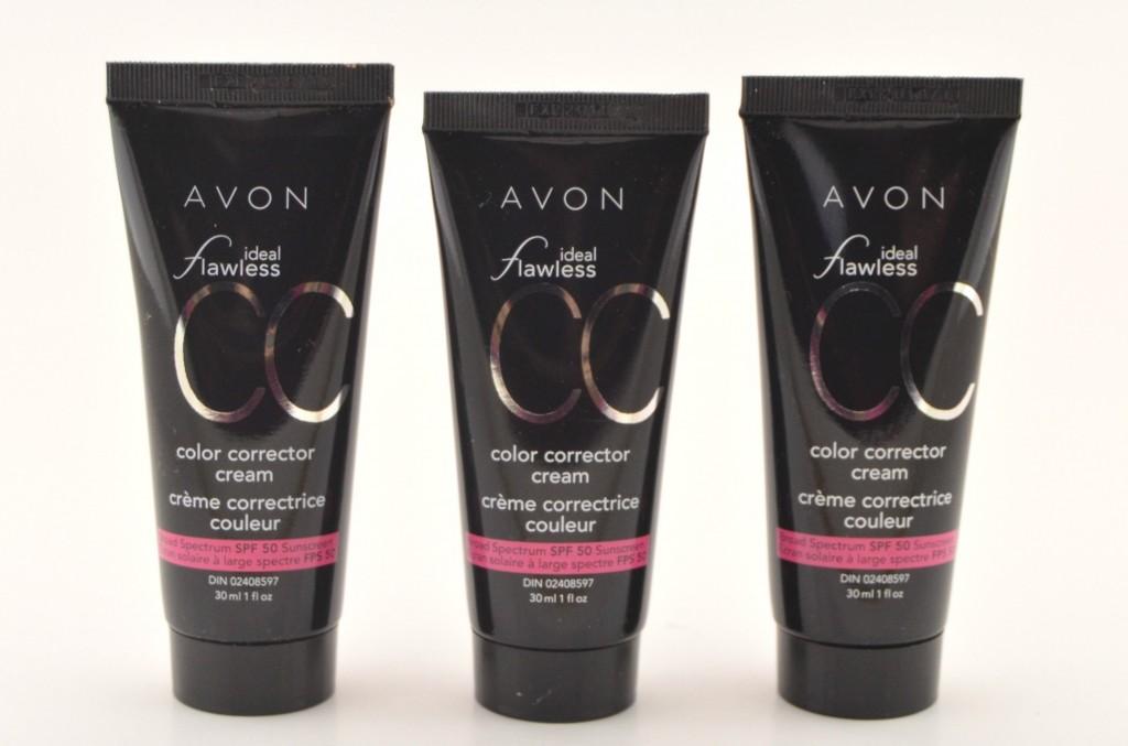 Avon Ideal Flawless CC Color Corrector Cream