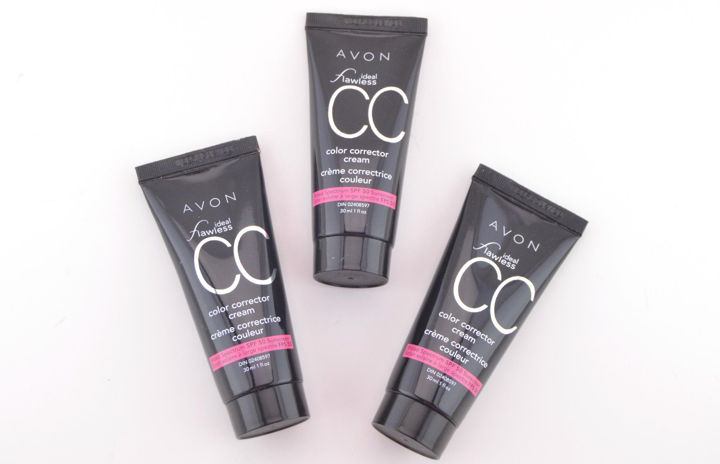 Avon Ideal Flawless CC Color Corrector Cream - Beauty