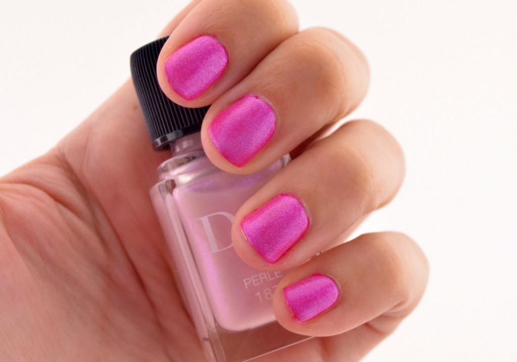 Dior Vernis Nail Enamel in Bloom (2)
